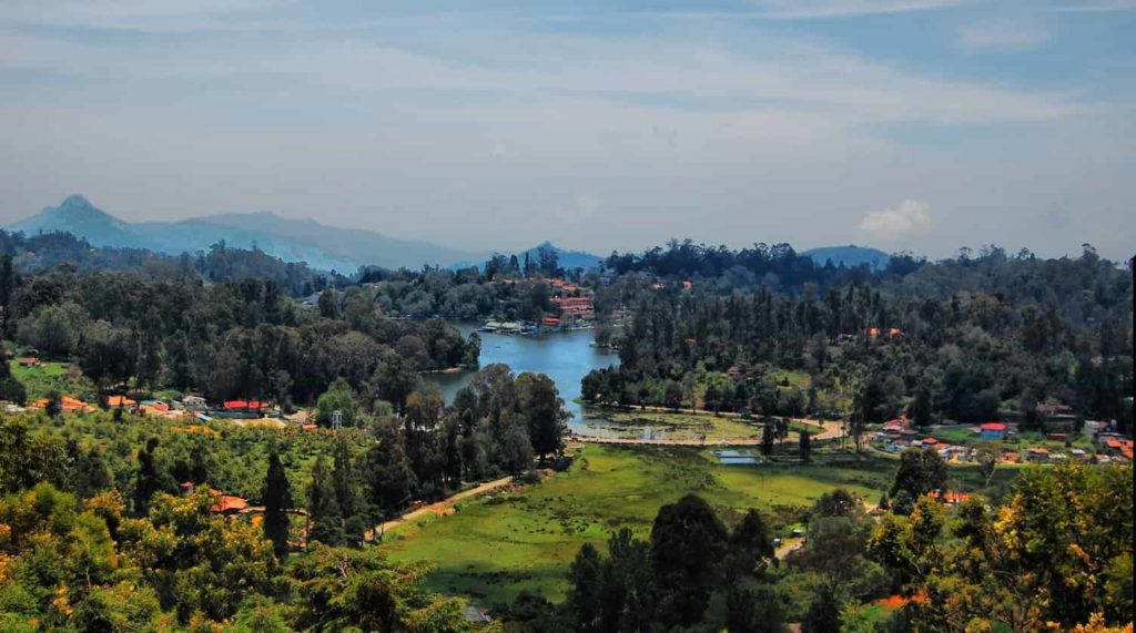 Kodaikanal Hillstation - Tourist Places in Tamilnadu - Factins