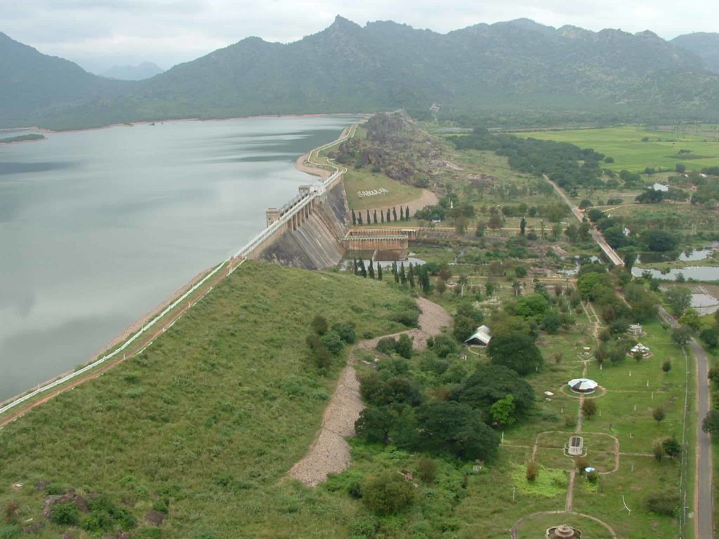 Manimutharu Dam - Best Tourist Places in tamilnadu - Factins