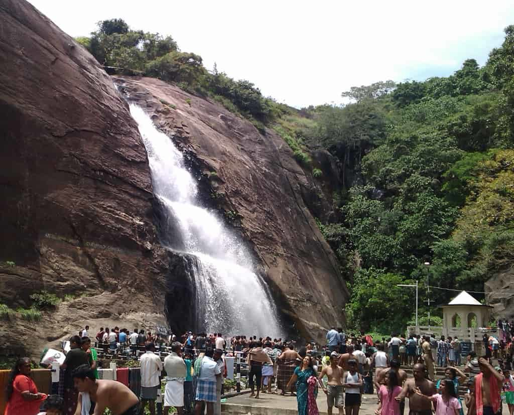 Old Courtallam Falls - Best Tourist Places in tamilnadu - Factins
