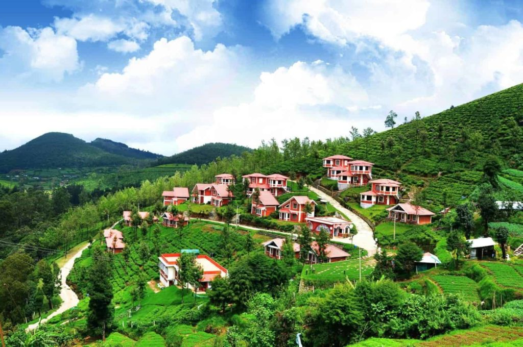 Ooty Hillstation - Tourist Places in Tamilnadu - Factins