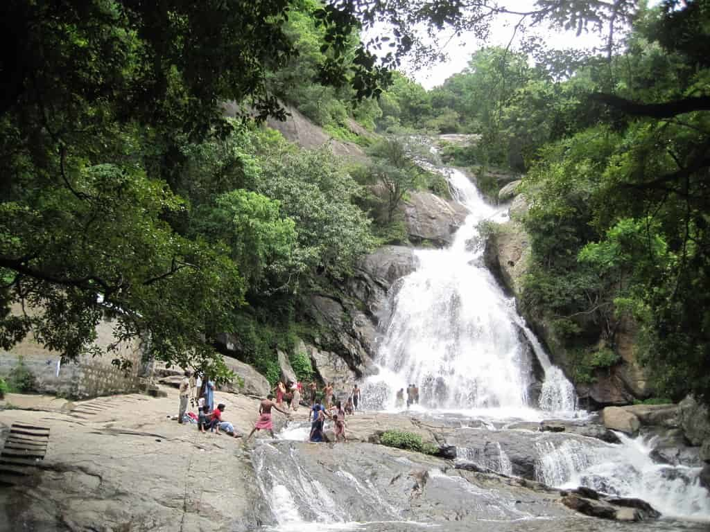 Vaideki Waterfalls - Best Tourist Places in tamilnadu - Factins