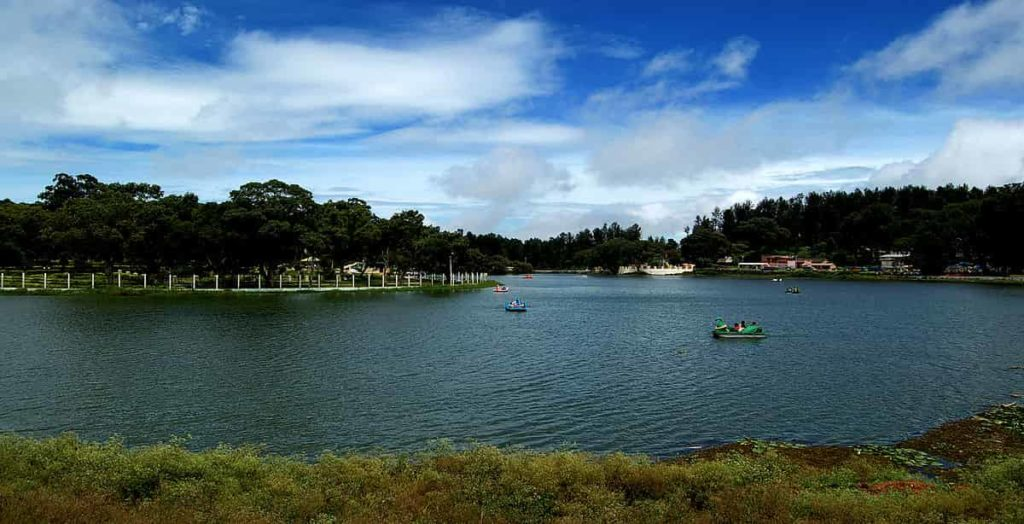 Yercaud Hillstation lake - Best Tourist Places in tamilnadu - Factins