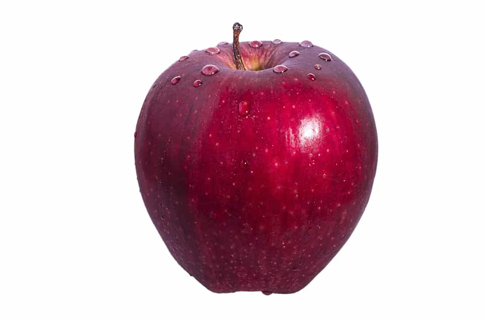 apple health benefits and nutrition - factins