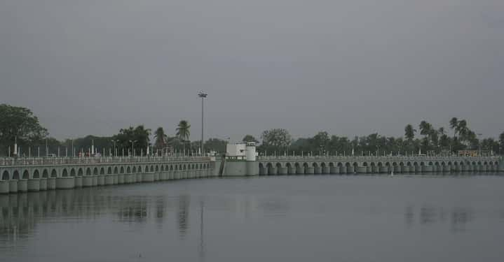 Kallanai Dam - Grand Anikut - Dams in India - Factins