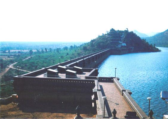 Vani Vilasa Sagara Dam - Dams in India - Factins